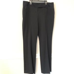 the limited the Cassidy fit black dress pants 14
